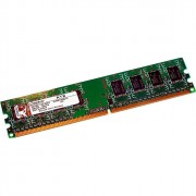 Память 1GB DDR2 DIMM PC2-5300 (667MHz)  Kingston