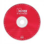 Диск  CD-R Mirex Hotline 700Мб 80мин 48x Cake Box (Ст.25) УПАКОВКА