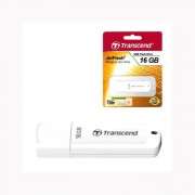 Флеш диск 16GB USB 2.0 Transcend JetFlash 370, белый
