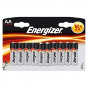 Батарейка LR06 Energizer BL12 Plus (Base) (штучно) Ст.12